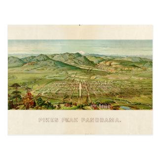 Postal Pico de los lucios, Colorado Springs, Colorado
