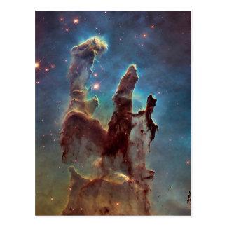 Postal Pilares de la creación