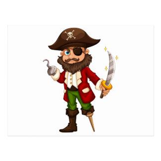Postal Pirata