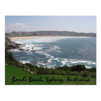 Postal Playa de Bondi, Sydney, Australia