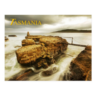 Postal Playa de Clifton, Tasmania, Australia