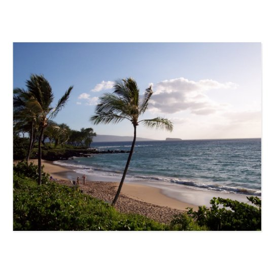 Postal Playa de Maui