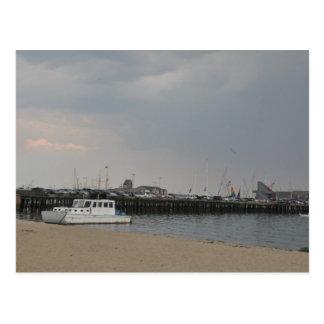 Postal Playa de Provincetown