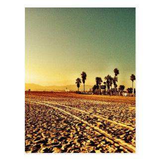 Postal Playa de Venecia