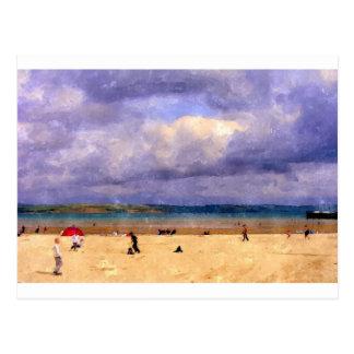 Postal Playa de Weymouth