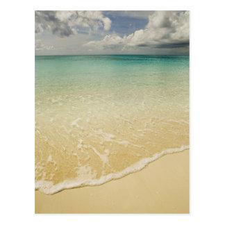 Postal Playa escénica, bahía de la tolerancia,