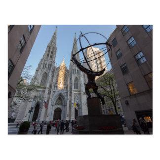 Postal Plaza de 30 Rockefeller en NYC