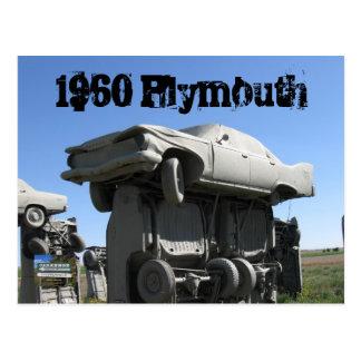 Postal Plymouth 1960