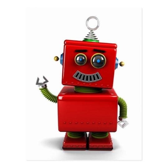 Postal Poco robot