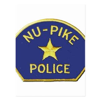 Postal Policía de NU-Pike