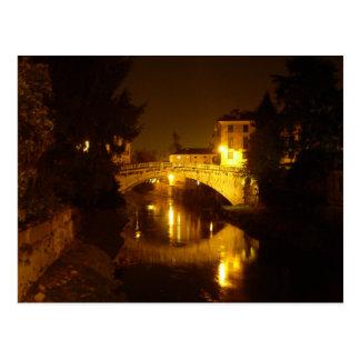 Postal Ponte San Micaela