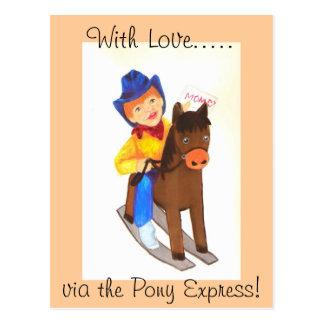 Postal Pony Express