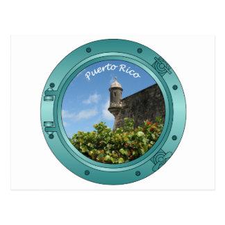 Postal Porta de Puerto Rico