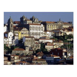Postal Portugal, Oporto (Oporto). Casas históricas y