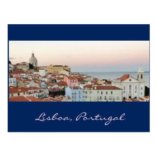 Postal Portugués: Lisboa, Portugal