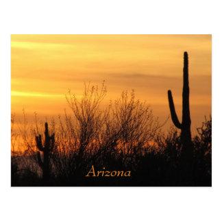 Postal Postal--Arizona Sunset-3