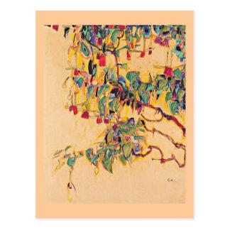 Postal Postal-Clásico/Vintage-Egon Schiele 6