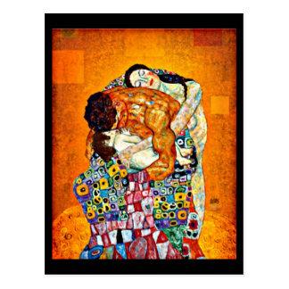 Postal Postal-Clásico/Vintage-Gustavo Klimt 13