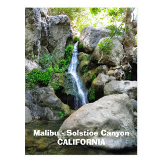Postal ¡Postal de Malibu!