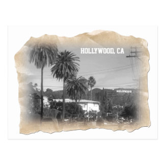 Postal ¡Postal hermosa de Hollywood!