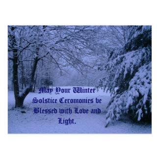 Postal Postal, mayo su solsticio de invierno Cerom…