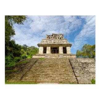 Postal Postal, Parque Nacional Palenque, Chiapas