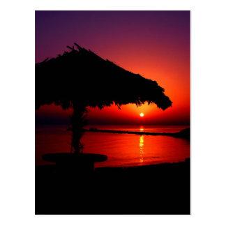 Postal Postcard Kish Island, Persian Gulf, Iran