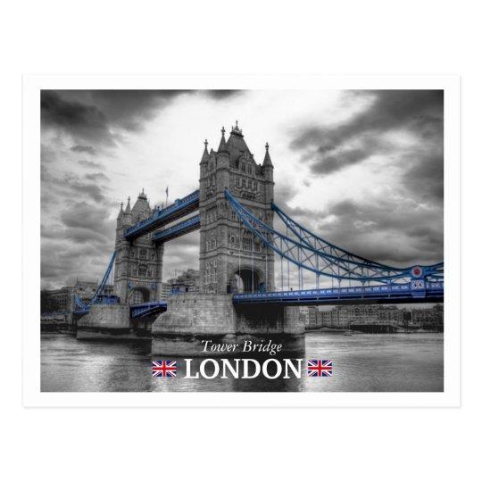 "Postal Postcard ""LONDON"""