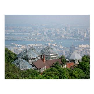 Postal Postcard Nunobiki Herb Garden, Mount Rokko, Kobe