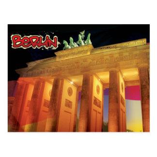 Postal Postcard of Berlin