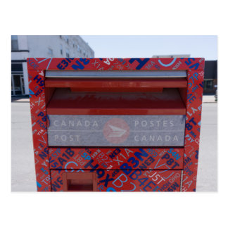 Postal Poste de Canadá/Postes Canadá