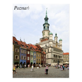 Postal Poznań, Polonia