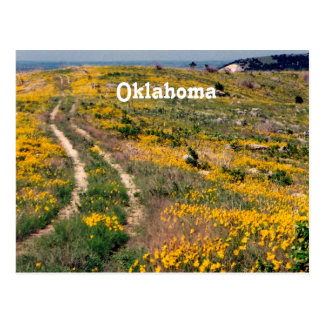 Postal Pradera de Oklahoma