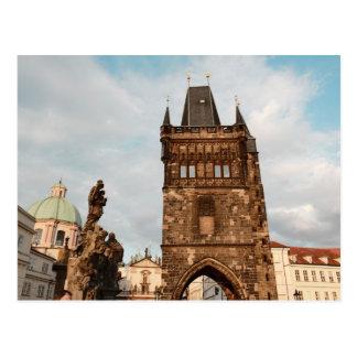 Postal Praga, foto checa
