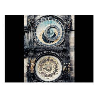 Postal Praga Orloj