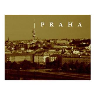 Postal Praga, República Checa