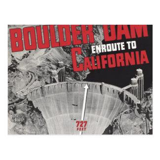 Postal Presa de Boulder, Preso Hoover, América