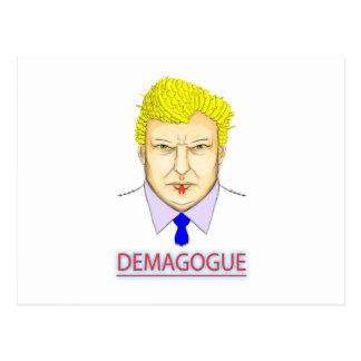 Postal Presidente Demagogue