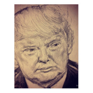 Postal Presidente Donald J. Trump