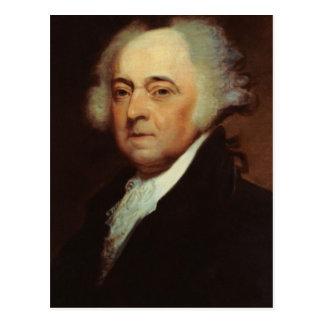 Postal Presidente John Adams