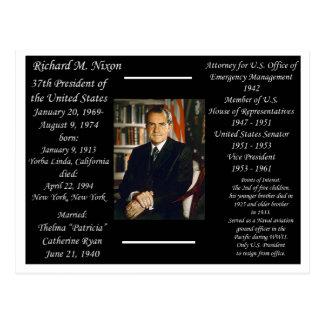 Postal Presidente Richard Nixon