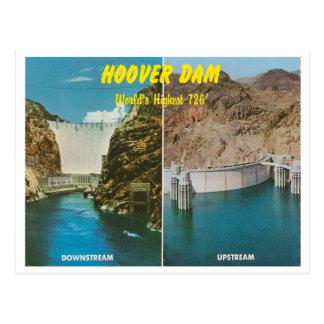 Postal Preso Hoover del vintage
