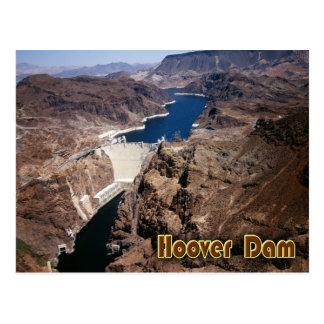 Postal Preso Hoover - visión aérea