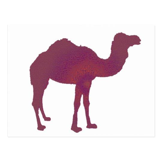 Postal Prestigio del camello
