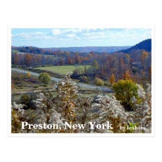Postal Preston, Nueva York 2