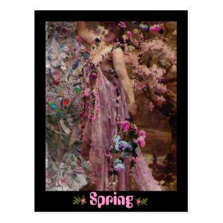 Postal Primavera, nuevos principios