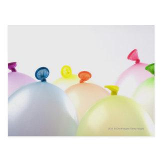 Postal Primer de globos