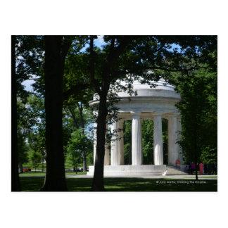 Postal Primera Guerra Mundial Memorial.JPG