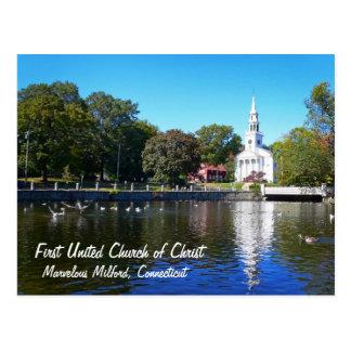 Postal Primera Iglesia Unida de Cristo