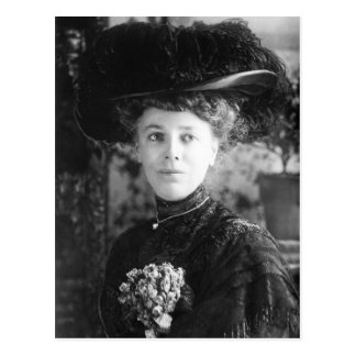 Postal Primera señora Nellie Taft